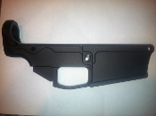80% AR-10 Lower Receiver - Billet Aluminum