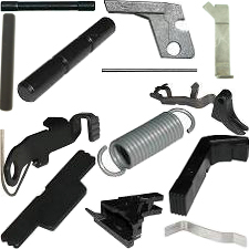 Glock 80% Lower Parts Kit - Compact - PF940c